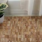 Tappi di sughero: tappetino