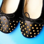 Ballerina dotted