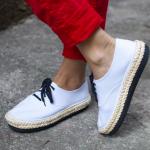Sneakers corda