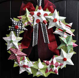 DIY Ghirlanda Natale Multiriciclo