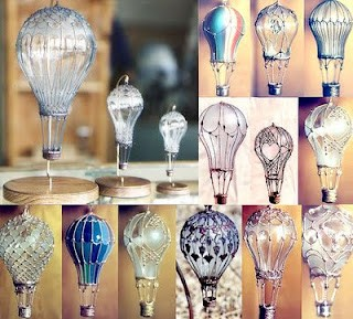 Lampadine decorate
