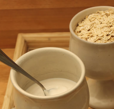 DIY Yogurt vegan al latte di avena